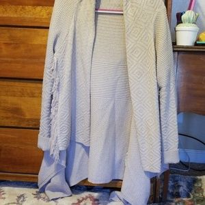 Lucky brand thin cardigan